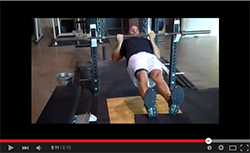 feet-elevated-biceps-curls-bodyweight-bicep-exercises