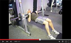 inverted-curls-leg-bent-bodyweight-bicep-exercises