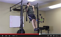 negative-chin-ups-bodyweight-biceps-exercises