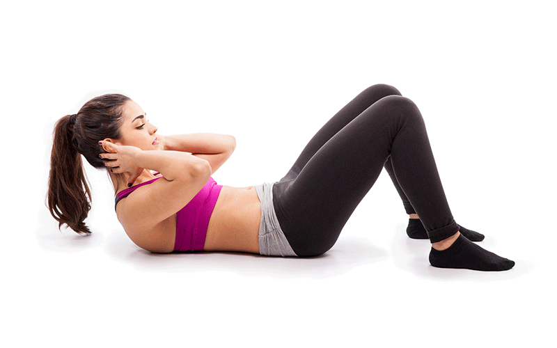 bodyweight ab exercises