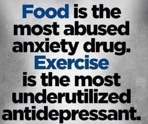 food antidepressant