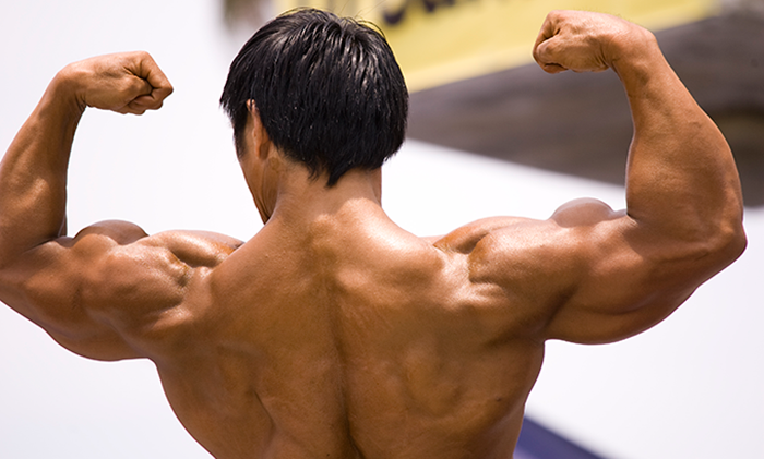 skinny to muscular training tips