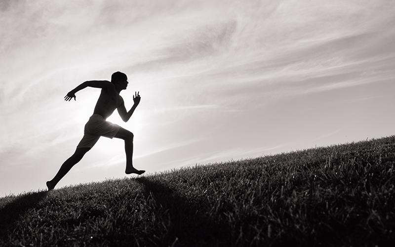 hill sprint pierdere în greutate)