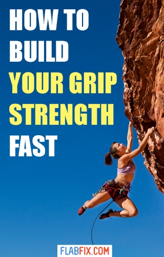 In this article, you will discover how to build grip strength fast without using machines #build #grip #strength #flabfix