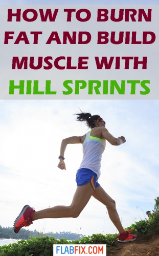 Discover how to burn fat and build muscle with hill sprints #hill #sprints #muscles #burn #fat #flabfix