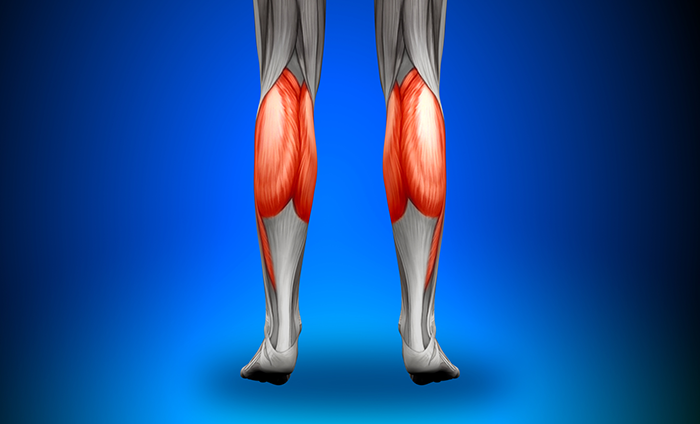 calf exercise for bad knees