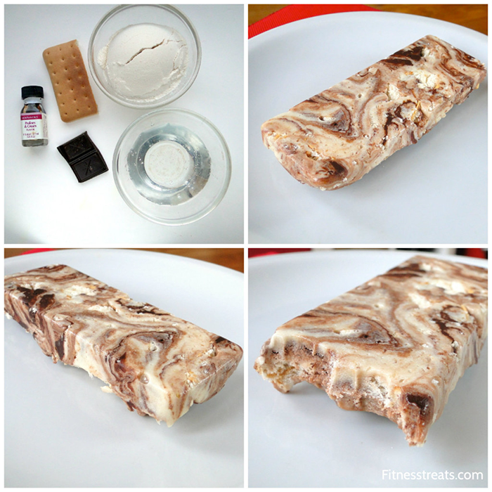 Chocolate Chip Protein bar