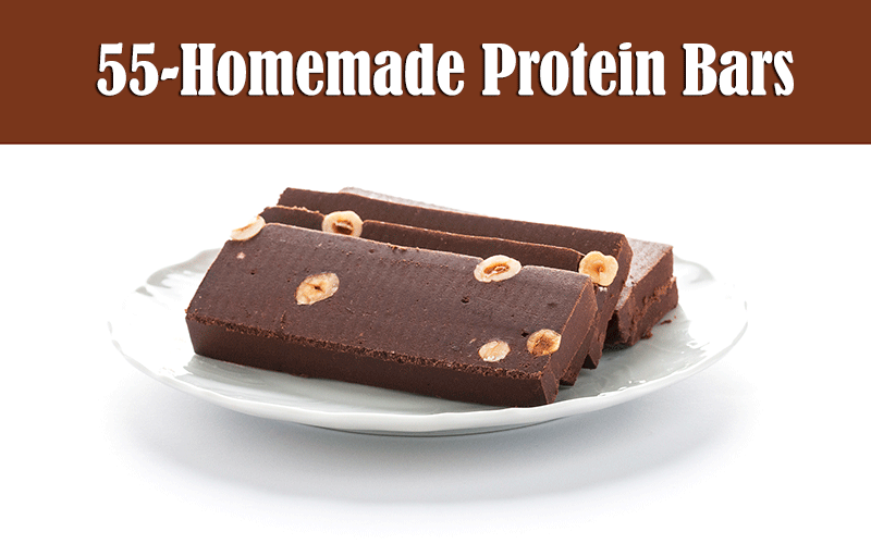 Homemade proteins bars recipes