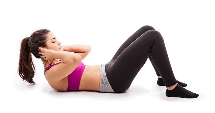 core workout challenge