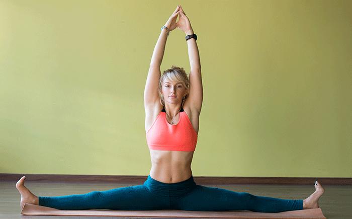 flexibility workout challenge