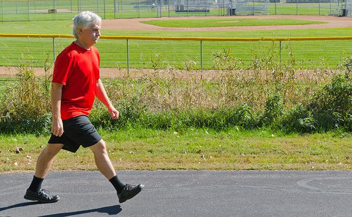 walking workout challenge