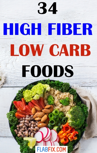 This article will show you high fiber low carb foods for weight loss #high #fiber #Low #carb #foods #flabfix