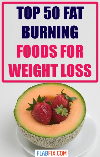 Read this article to discover the top 50 fat burning foods for weight loss #fat #burning #foods #weight #loss #flabfix