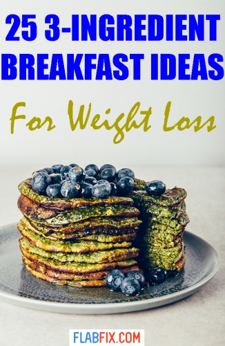 In this article, you will discover the best 3-ingredient breakfast ideas for weight loss #breakfast #ideas #weightloss #flabfix