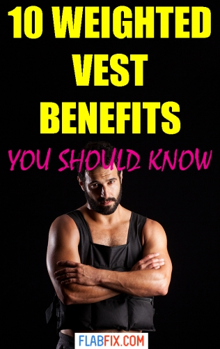 In this article, you will discover weighted vest benefits you should know #weighted #vest #benefits #flabfix