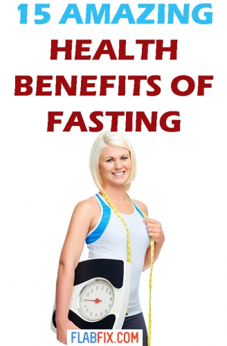 Read this article to discover the amazing health benefits of fasting #fasting #health #benefits #flabfix
