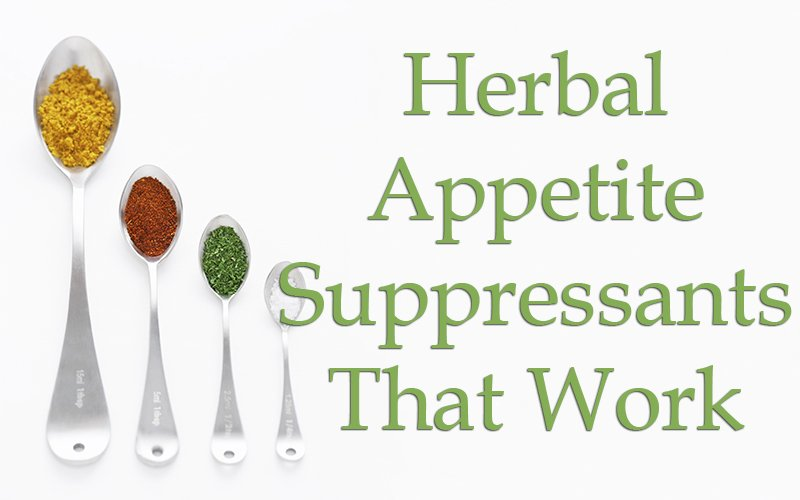 herbal appetite suppressants that work