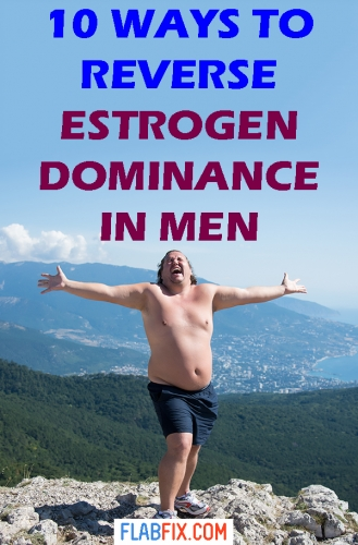 In this article, you will discover simple tricks you can use to reverse estrogen dominance in men #estrogen #dominance #men #flabfix
