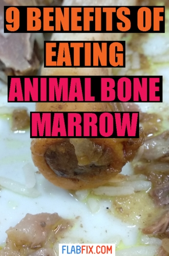 After reading this article, you'll know all the amazing benefits of eating animal bone marrow #animal #bone #marrow #flabfix