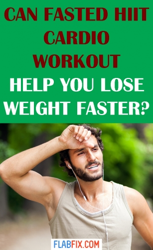 In this article, you will discover whether fasted HIIT cardio workout can help you lose weight faster #fasted #HIIT #cardio #flabfix