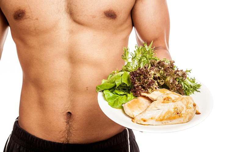 Lose Weight on A High Protein Diet Without Exercise