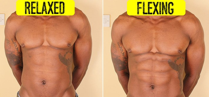 How to Go From A Flat Stomach to Six Pack Abs