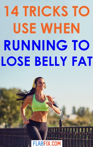 In this article, you will discover simple tricks you can use when running to lose belly fat #running #lose #belly #fat #flabfix