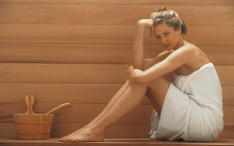 The Truth About Sauna Weight Loss