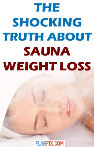 In this article, you will learn the shocking truth about sauna weight loss #sauna #weight #loss #flabfix