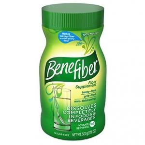 #3 Benefiber Daily Prebiotic Dietary Fiber Supplement Powder - fiber supplements for weight loss