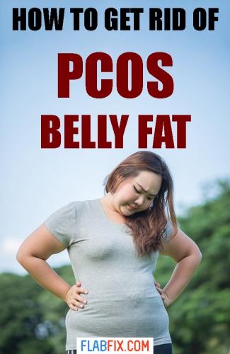 pierde belly fat pcos cnn pierdere în greutate harvard