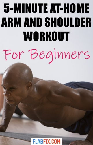 This beginner workout will help build your arm and shoulder workout #arm #shoulder #workout #flabfix