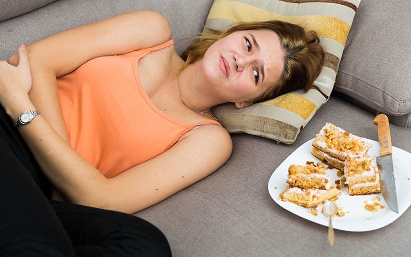 How to recover from a weekend of binge eating
