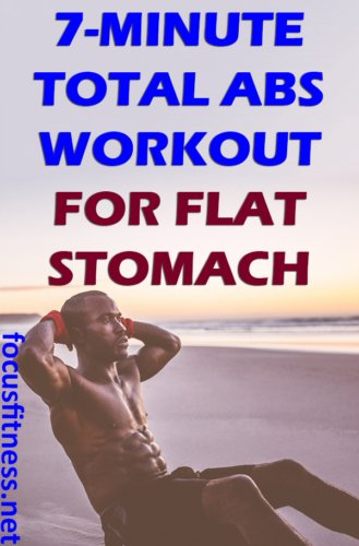 7-minute total abs workout for flat stomach