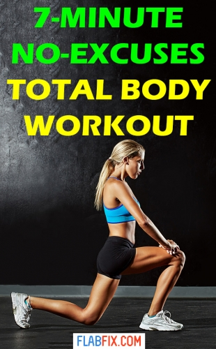Use this no excuses total body workout to build strength and build muscle #total #Body #workout #flabfix