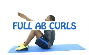 Full ab curls