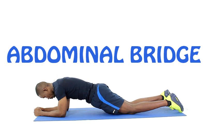 How to do Abdominal Bridge