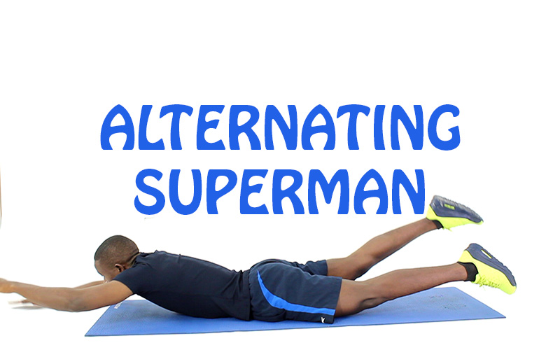 How to do Alternating Superman