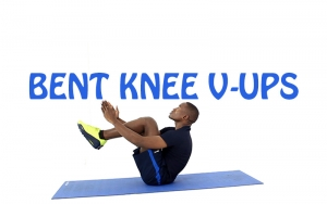 How to do Bent Knee V-Ups