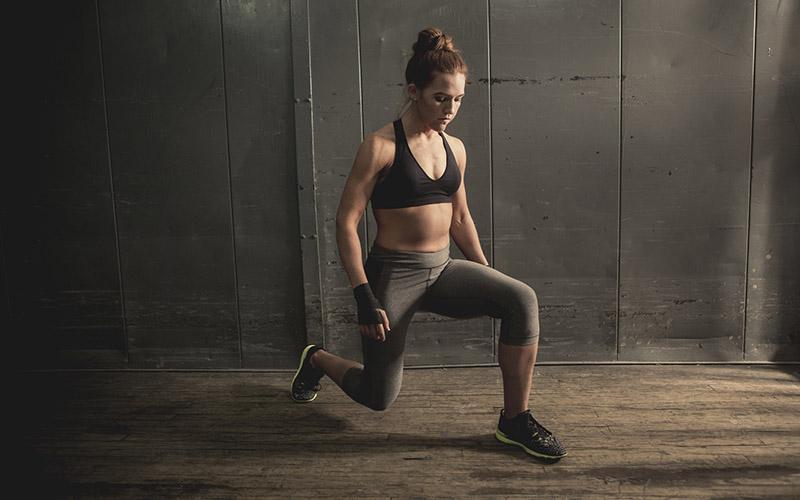 Intermediate full body workout