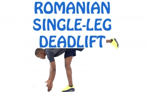 Romanian Single-Leg Deadlift