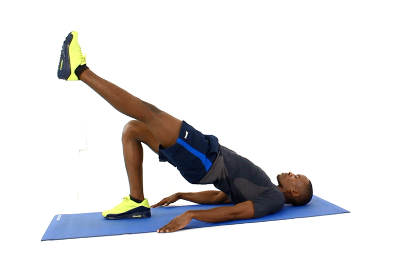 9-minute arms abs and butt workout