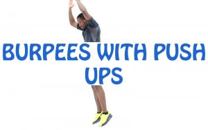 How to Do Burpees with Push Ups