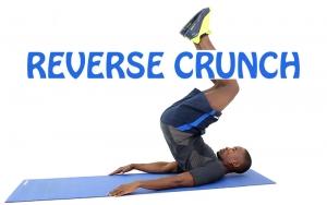 How to Do Reverse crunch