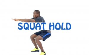 How to Do Squat Hold