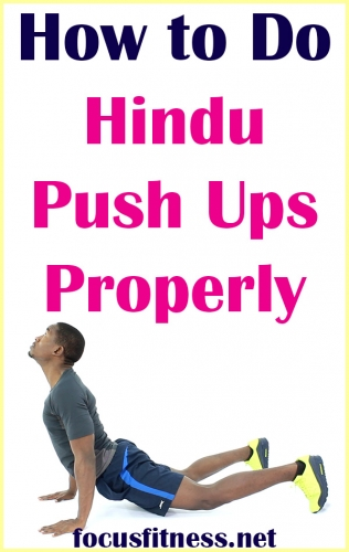If you want to get a full body workout without exercising for hours, this article will show you how to perform hindu push ups #hindu #push #ups #focusfitness