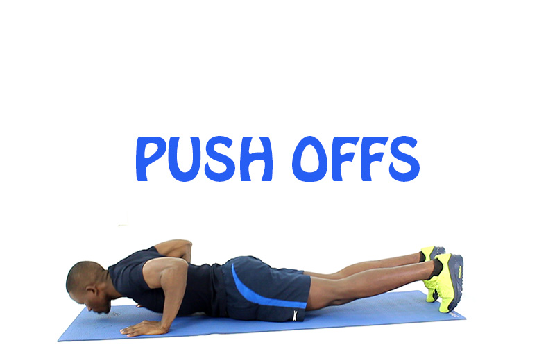 How to do Push Offs