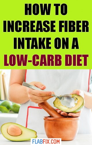 In this article, you will discover how ti increase fiber intake on a low-carb diet #fiber #low #carb #diet #flabfix