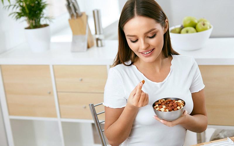 Increase fiber intake on a low carb diet