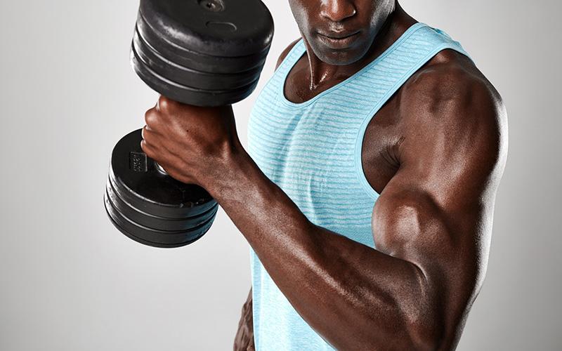 Full body dumbbell workout for men and women